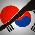 日韓関係破綻