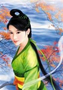 中国四大美人